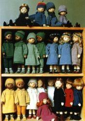 Pongratz-Puppen - Kalender 1992