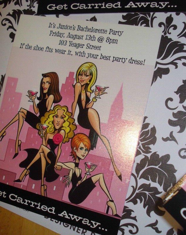 bachlorette porn party