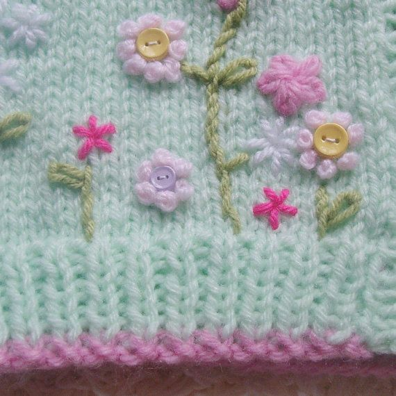 Made-to-Order Baby Cardigan by jayceeoriginals on Etsy