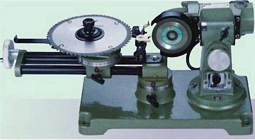 220v Saw Blade Sharpener Grinder Grinding Machine For