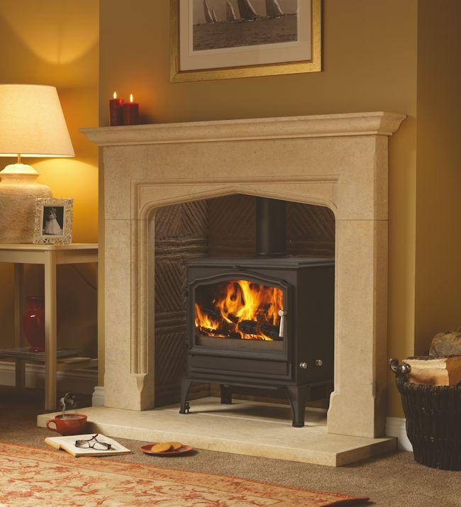 8 Best Jura Stone Fireplaces Images On Pinterest