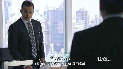 As pessoas dizem que você está emocionalmente indisponível: