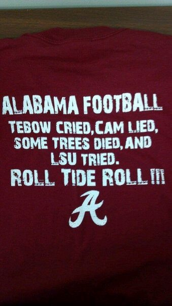 My favorite alabama shirt EVER! lol=)