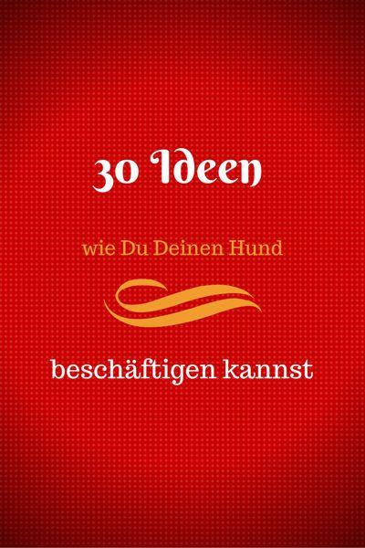30 Ideen