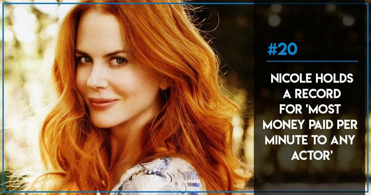 22 Facts About Nicole Kidman That Would Make You Fall In Love With Her
