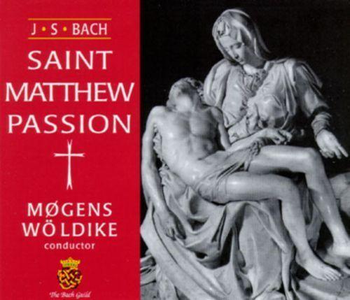 J.S. Bach: St. Matthew Passion [CD]