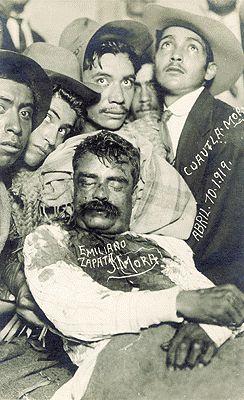 "Fotogaleria - Zapata: ""El Caudillo del Sur"""