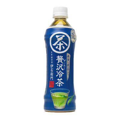 サントリー 緑茶 伊右衛門 <贅沢冷茶> - 食@新製品 - 『新製品』から食の今と明日を見る!