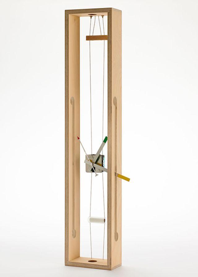 Deconstructed Clocks Design 6
