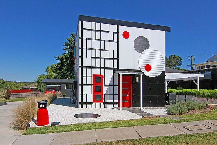 10 examples house facades tweaked art