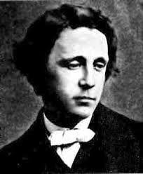 Lewis Carroll, romancier, photographe et mathématicien britannique, est né le 27 Janvier 1832 et est mort le 14 Janvier 1892. Il publia sous son vrai nom des ouvrages d'algèbre et de logique mathématique ainsi que des recueils d'énigmes et jeux verbaux.   Les Aventures d'Alice au pays des merveilles fut à l'origine écrit pour amuser Alice Liddell.  A.L