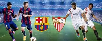 Barcelona vs Sevilla Live Streaming & Highlights Super Cup-17-08-2016