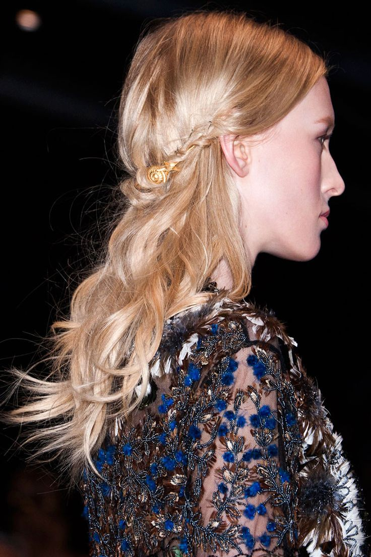 Fashion hairstyles 2015 - Best Spring 2015 Runway Hair Trends Top Hairstyles For Spring
