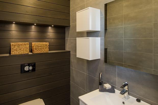 12 Talo SalmenPohja - WC @ Loma-asuntomessut Kalajoella