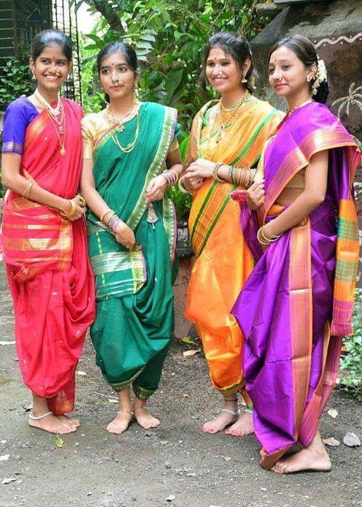 The future of Nauvari Saree