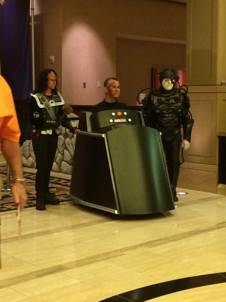 STLV 2015 Day 3 Saturday (Star Trek Las Vegas 2015)