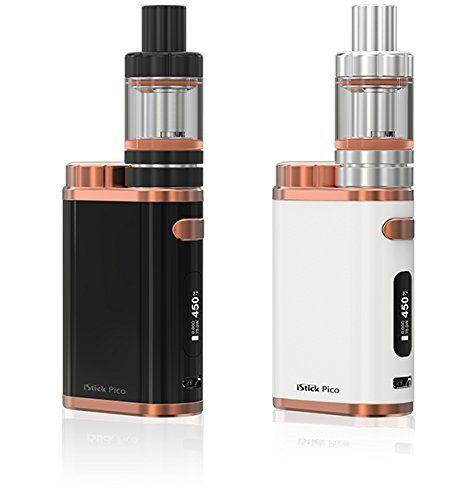 Eleaf iStick Pico – Neuf 75W TC Kit Depuis Eleaf – Blanc & Bronze (Nouvelle couleur): Sans Tabac Ni Nicotine Cigarette Electronique, Vente…
