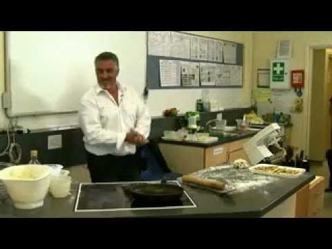 Baking scones with Paul Hollywood - YouTube