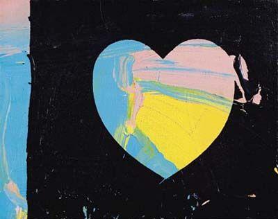 """Une pensée pour les amoureux des arts!          Jim Dine   """"...Jim Dine naît à Cincinnati dans l'Ohio, passe par l'Université de Cinci..."""