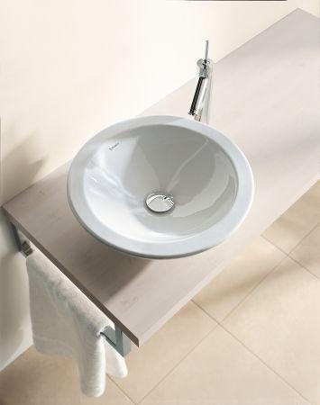 Duravit - Bathroom design series: Bagnella - washbasins from Duravit.