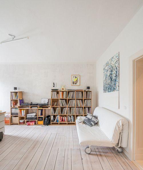 light, neat and calm interiors