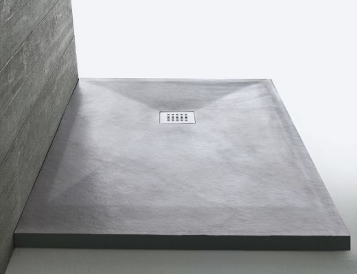 Samo - Piatto doccia quadrato o rettangolare in STONEFIT - DS3680