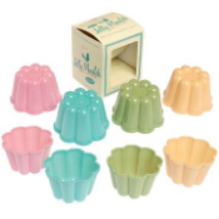 Jelly Moulds | Set of 4
