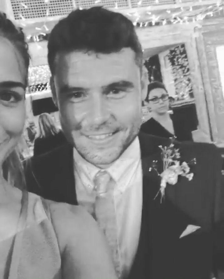 Danny at Adams wedding