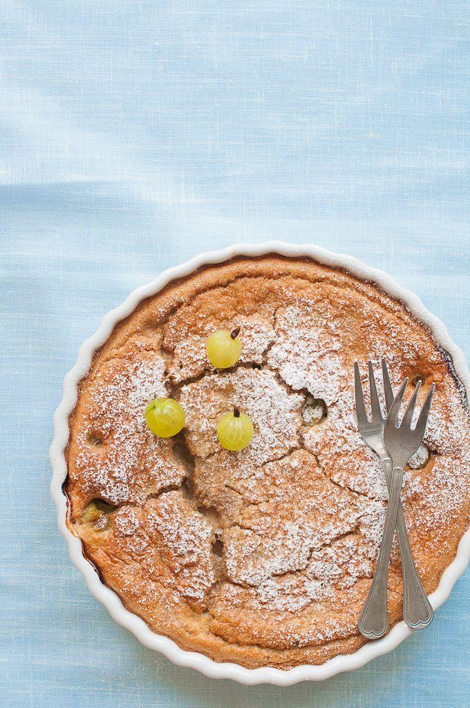Life Love Food: Gooseberry Clafoutis | Clafoutis di Uva Spina