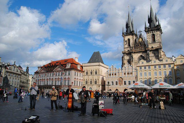 Prague Weather October