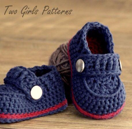 En crochet, zapatitos y sandalias para bebé  Minimoda.es