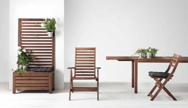 Mobili da Giardino Ikea dal catalogo 2014