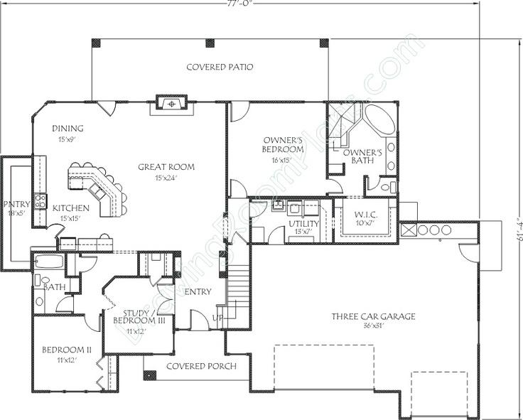 Image Result For Custom Designed House Plans Utah Home Blueprints