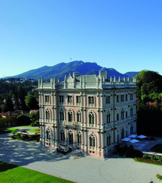 Villa Andrea Ponti, Varese.