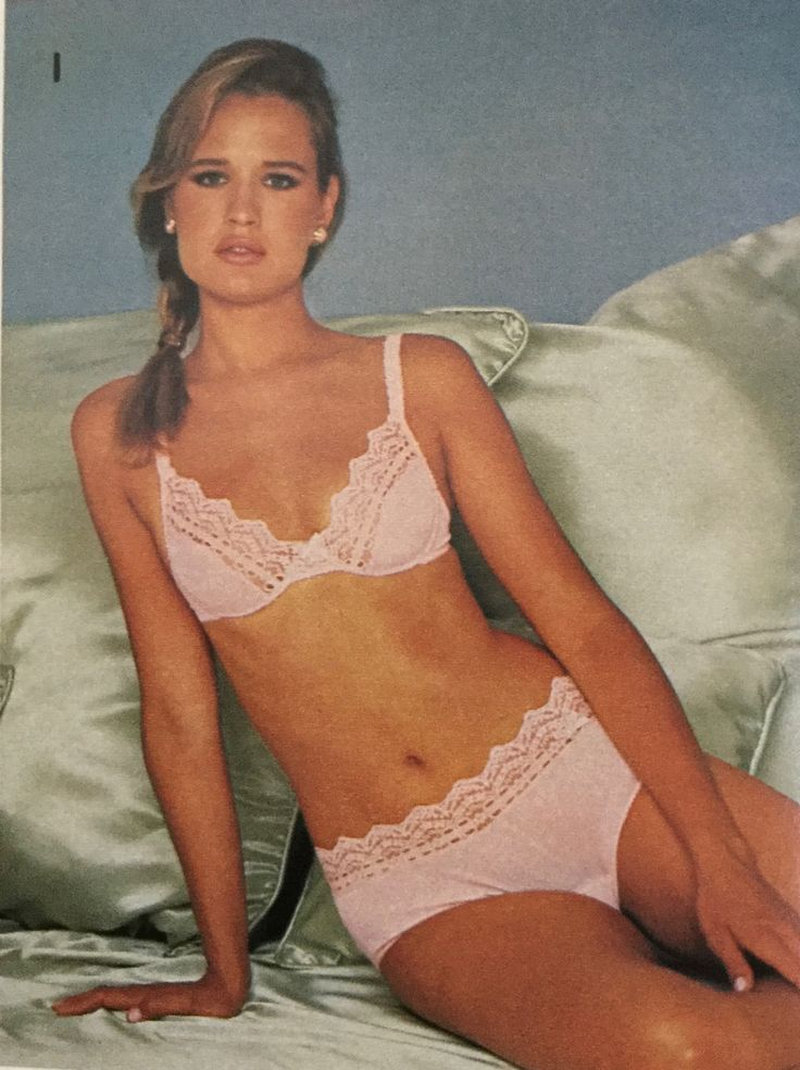 This gorgeous girl from a 1980s spiegel catalog wears a for Spiegel vintage
