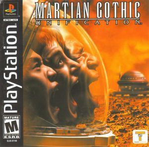 (*** http://BubbleCraze.org - It's fun, it's free and it's wickedly addicting. ***)  Martian Gothic: Unification (Sony PlayStation 1, 2001) Complete