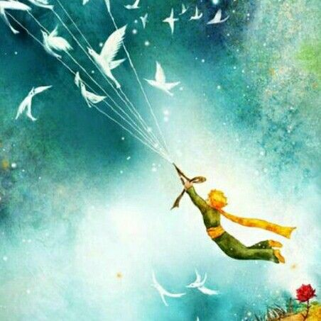 I want to fly..