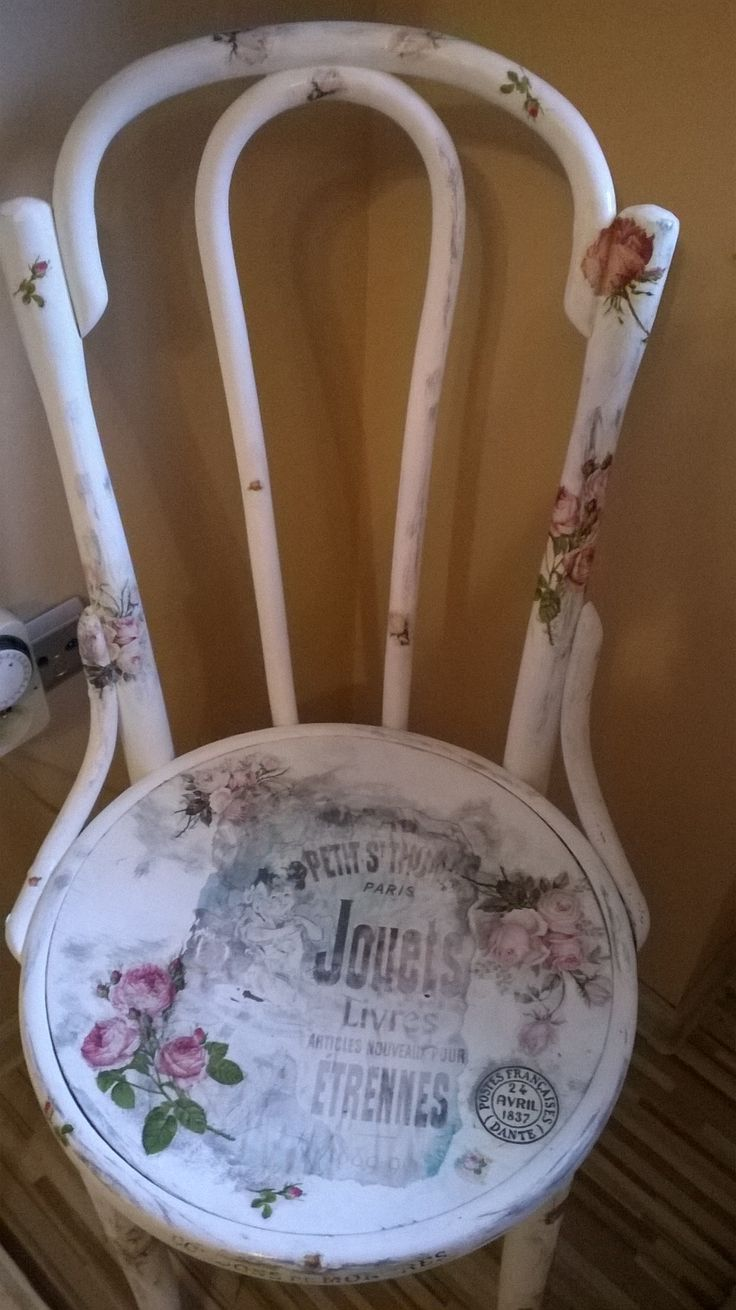 old chair c.d.