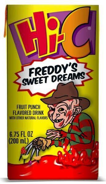 Freddy Krueger Hi-C