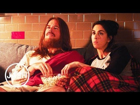 HIGHWAY TO HELL: Sarah Silverman's ProAbortion PSA Stars a F-Bomb Dropping 'Jesus' Who's OK with Abortions | Clash Daily                   blasphemy!