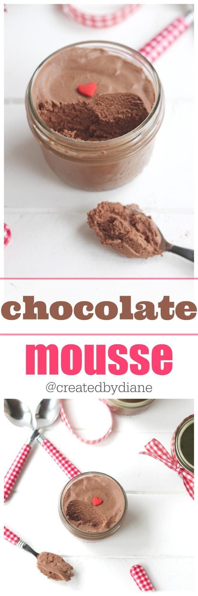 Best 25+ Chocolate mousse recipe ideas on Pinterest | Chocolate ...