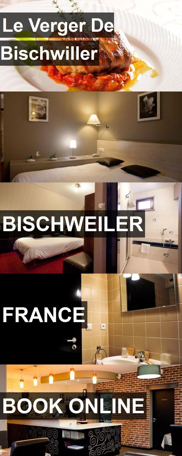 Hotel Le Verger De Bischwiller in Bischweiler, France. For more information, photos, reviews and best prices please follow the link. #France #Bischweiler #travel #vacation #hotel