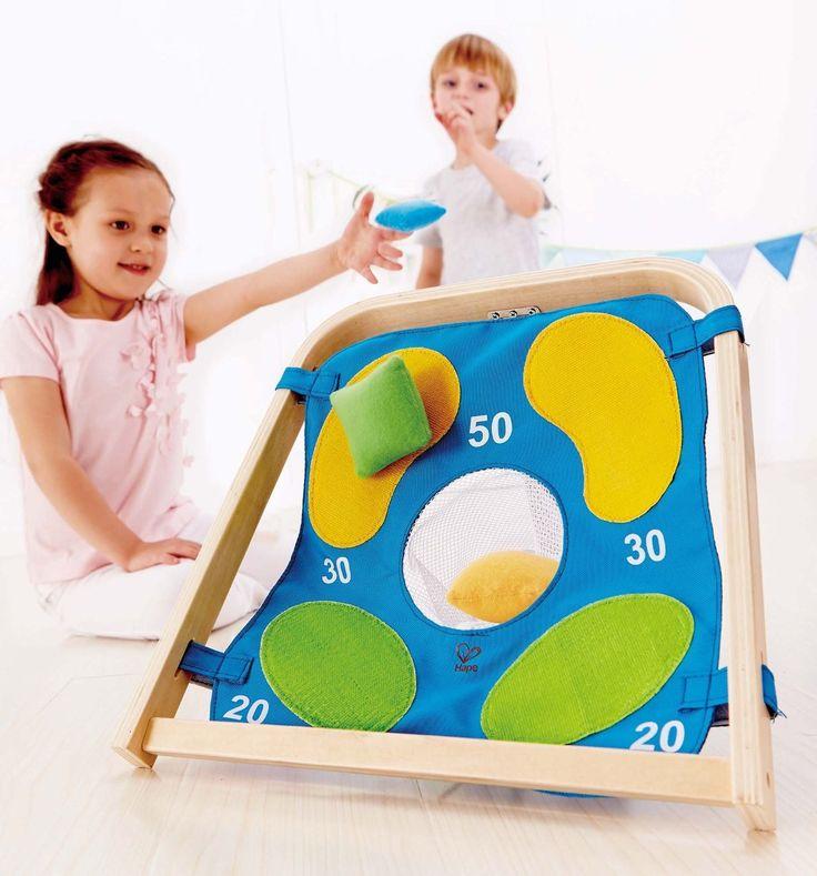 Hape - Target Toss Up Playset more indoor or outdoor fun #EntropyWishList #PinToWin