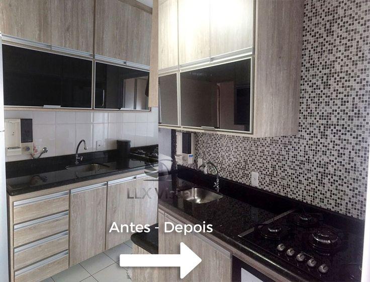 Artesanato Tecido ~ 1000+ ideas about Pastilhas Para Cozinha no Pinterest Cozinha com pastilhas, Gabinete cozinha