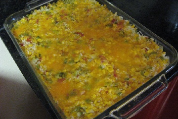 Mexican Rice Casserole by The Pioneer Woman - Recipe found here: http ...