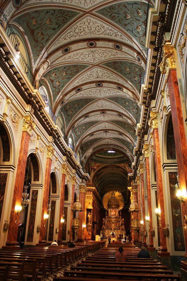 Interesting Facts About Argentina: Catedral de Salta, Argentina