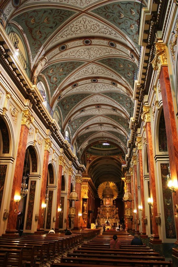 Interesting Facts About Argentina: Catedral de Salta, Argentina