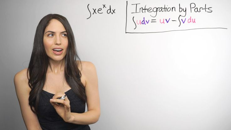 Integration by Parts... How? (mathbff) MIT grad shows how to integrate by parts and the LIATE trick. To skip ahead: 1) For how to use integration by parts and a good RULE OF THUMB for CHOOSING U and DV skip to time 2:46. 2) For the TRICK FOR CHOOSING U and DV (the LIATE memory trick) skip to 10:12. Follow me on Twitter! http://twitter.com/mathbff WHEN to use INTEGRATION BY PARTS: If you have an integral to evaluate and you don't already know how to integrate it as is then see if you can…