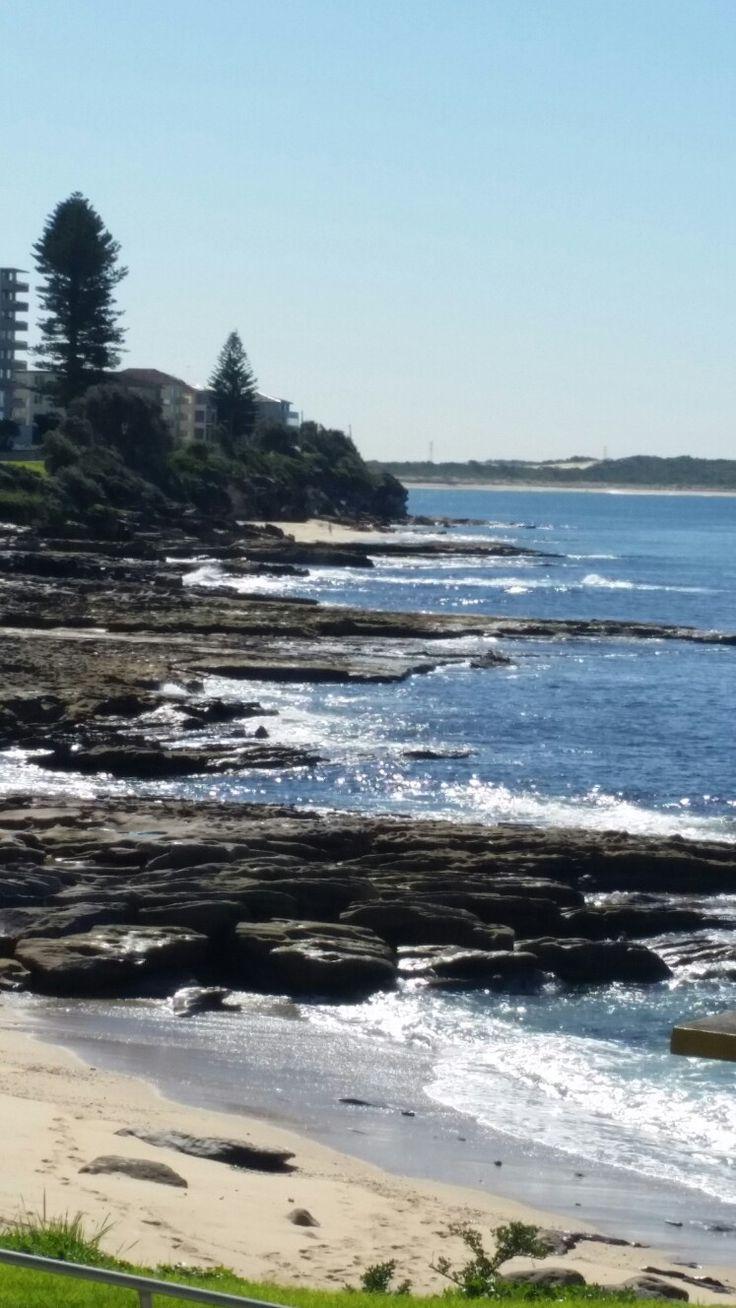 Shelley Beach, Cronulla, NSW