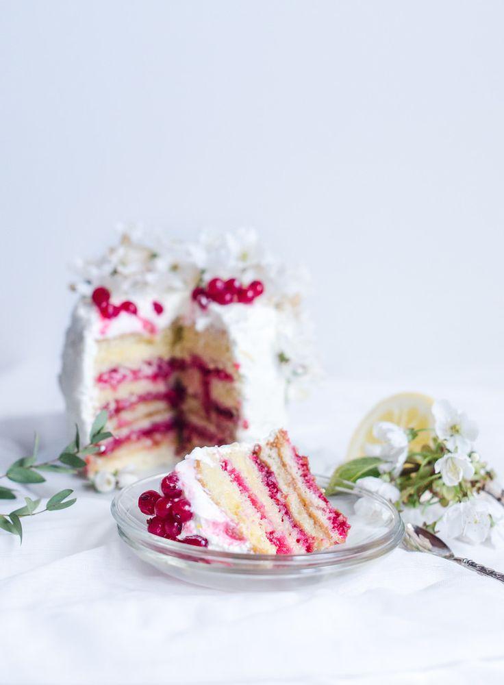 Tastiest summer cake//